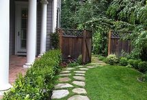 Gorgeous Gardens / Beautiful Outdoor Spaces
