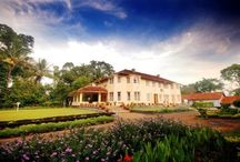 TATA Coffee Plantation Trails Bungalows in Coorg