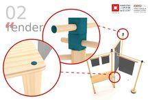 Producte / Projectes de disseny de producte realitzats per alumnes de l'EASD Castelló