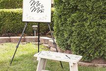 wedding guest stool