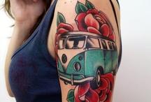 Kivoja tatuointeja