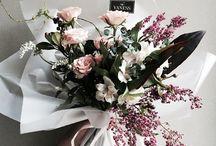 Květinové vazby a dekorace