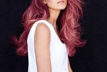 in search of the perfect hair colour