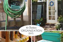 Outdoor DIY / Outdoor DIY ideas / by Mella Day