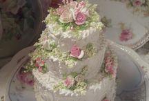Fake cake!