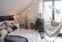 Bedroom Inspiration / The bedroom is a sanctuary - a cosy space that you should be able to retrieve to on an evening. Bedroom design ideas, bedroom inspiration, bedroom styles, stylish bedroom, modern bedroom, cosy bedroom, bedroom design.