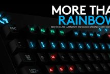 Customizable RGB, Romer-G switches and performance driven design. It is time for the #LogitechG G810