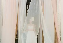 wedding inspiration | blush / only the palest of pinks. / by robin y.