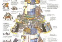 SpaceCrafts&Rockets