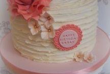 Cake ideas / by Renee R