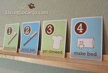 Paper, Printables, and Fonts. / Crafts using paper.  Printables and Fonts for layout.