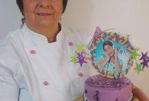 Torta violetta / Torta violetta