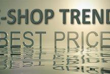 Eshop TREND / E-shop: výhodně, levně, kvalitně – ESHOP TREND