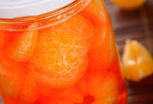 Mandarinen Likör