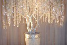 Crystal Inspired Weddings with Worton Hall