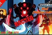 Overdrive – Ninja Shadow Revenge Apk + Mod (Money/Adfree) for Android