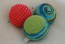 Crochet - Balls !