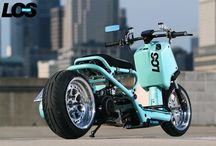 scoot custom