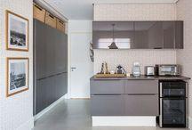 COPA / Projetos de copas e salas de almoço da arquiteta Karen Pisacane