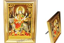 Buy Hindu God pictures, God and Goddess Photos with Frames Online at Vedicvaani.com / If you are looking for Deity Photo Frame, then you have come to the right place where you will get a variety and beautiful deity photo frames made of golden frame. Photo frames an add to the beauty of any wall and make any place special. They add to the beauty of your home or workplace. They have sentimental value and according to many beliefs bring blessings.