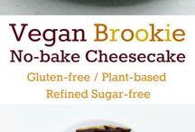 vegan/healthy sweets