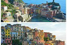 Cinque Terre Italy.
