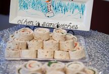 violet's frozen 2nd bday / by Samantha Wilder