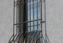 Grilaje din fier forjat / Grilaje din fier forjat pentru toate marimile de ferestre