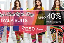 Beautiful Patiyala Suits at Rs1250 Only / Beautiful Patiyala Suits at Rs1250 Only Visit Enasasta.com OR Call/WhatsAp-8288886065 Download Android App-http://goo.gl/Z1zG5f  Get 5% Extra Discount for Advance Payment on every Deal Cash On Delivery Available For Rs 99 Extra!!