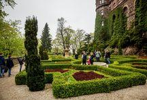 Książ Castle Terraces
