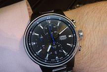 Nuevos Oris Williams DayDate y Chronograph