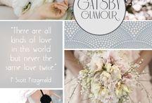 THEME: Gatsby Glamour