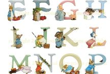 Peter Rabbit Room / by Jessica Waters Durrant
