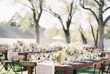 Wedding venues, decoration and invitations / Inspiration for friends' wedding.