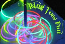 Glow Sticks / Fun Things to do with Glow Sticks