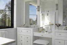 lavabo con tocador