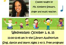 Free Azusa Library Childrens' Programs / Programs for the kids