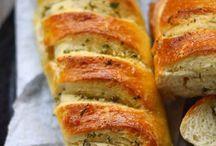Rohlíky,chleba
