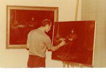 Galeria moich obrazów - My Art Gallery / Prezententuję mój dorobek artystyczny.  This is my artistic output.