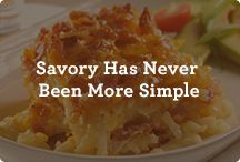 Easy Casseroles & Dips / Make it easy on yourself with these simple dip and casserole recipes. Find just what you're looking for, whether it's an appetizer, side dish or main course. / by Nestle Very Best Baking