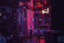 Street, Hąką itp