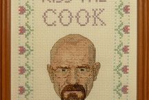 Cross-Stitch / by Jessica Bricker