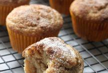Vegan muffins & cakes