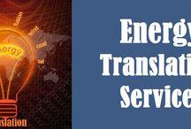 Energy Translation Resources