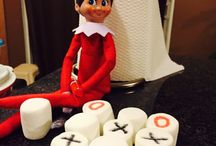 Elf On The Shelf Ideas / Creative and fun ways to celebrate the holidays with your Elf on the Shelf