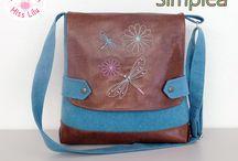 Simplea Tasche / Designbeispiele Tasche Simplea
