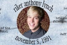 Riker Anthony Lynch / Best bassist ever!! / by R5 Music Changed My Life