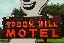Unique places / Off-the-beaten path, retro, and downright kooky places to visit.
