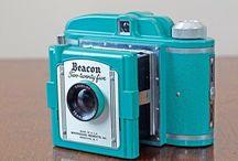 La camera / Cameras cameras cameras / by Jennifer Esneault Photography