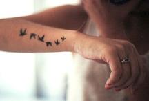 tattoos / by Josie Meyer